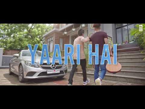 yara-teri-meri-yari-sabse-pyari-hai-tony-kakkar-new-song-2019