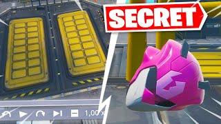 SECRET SAISON 9: A NUCLEAIRE BOMB ON FORTNITE ... (SEC SKIN SECRET MASK)