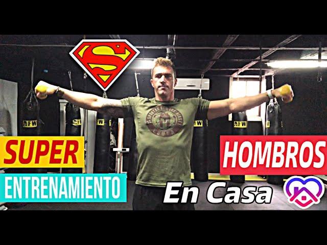 ENTRENAMIENTO HOMBROS EN CASA 2