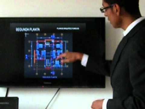 Exposicion planos arquitectonicos youtube for Pdf planos arquitectonicos