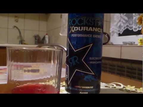 Energy Test #2 - Rockstar XDurance