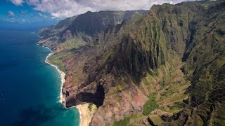 4K Drone Video: The Island of Kauai, Hawaii