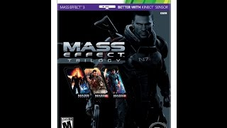 Mass Effect Trilogy Unboxing (Xbox 360)
