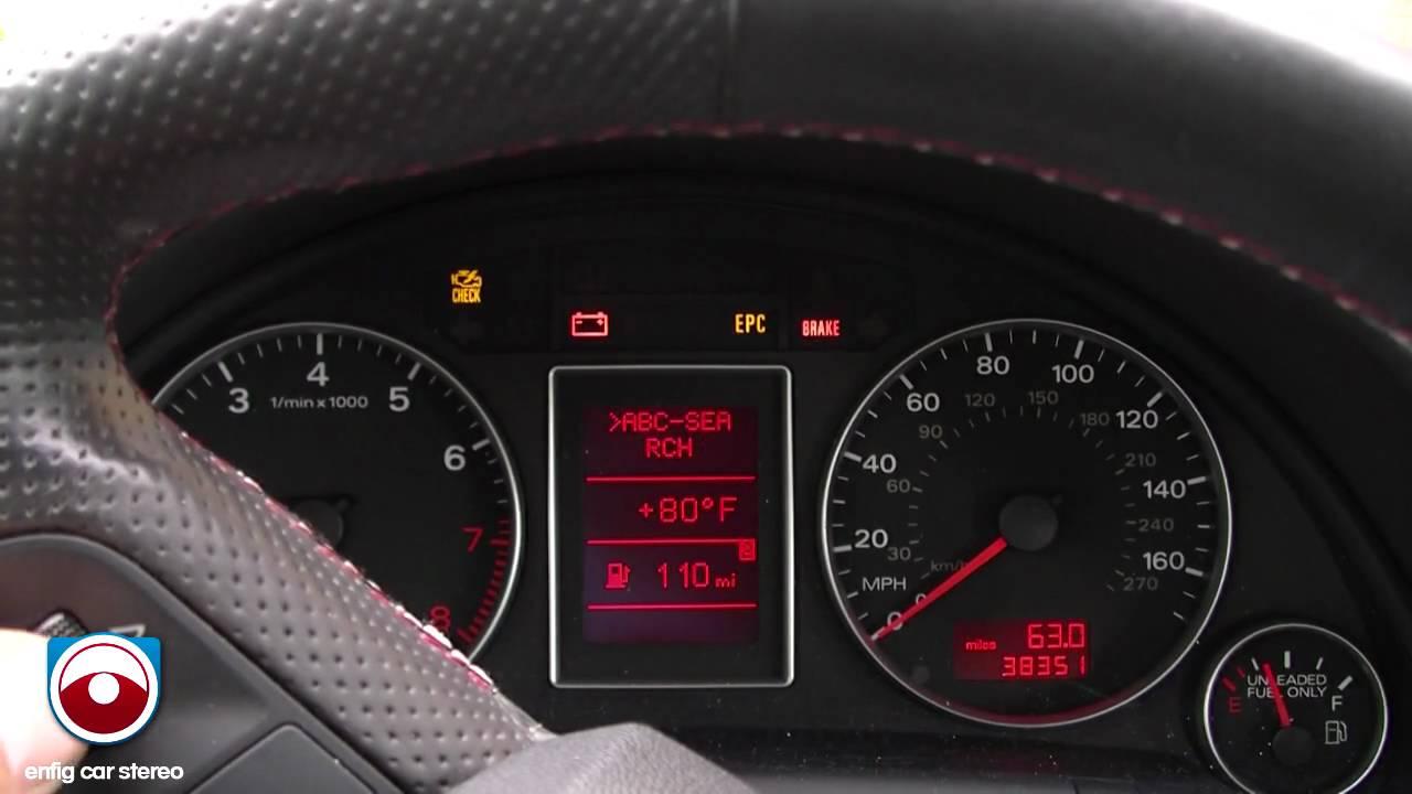 Audi A4 2007 2008 Usb Aux Ipod Adapter Dension Gw33ac1