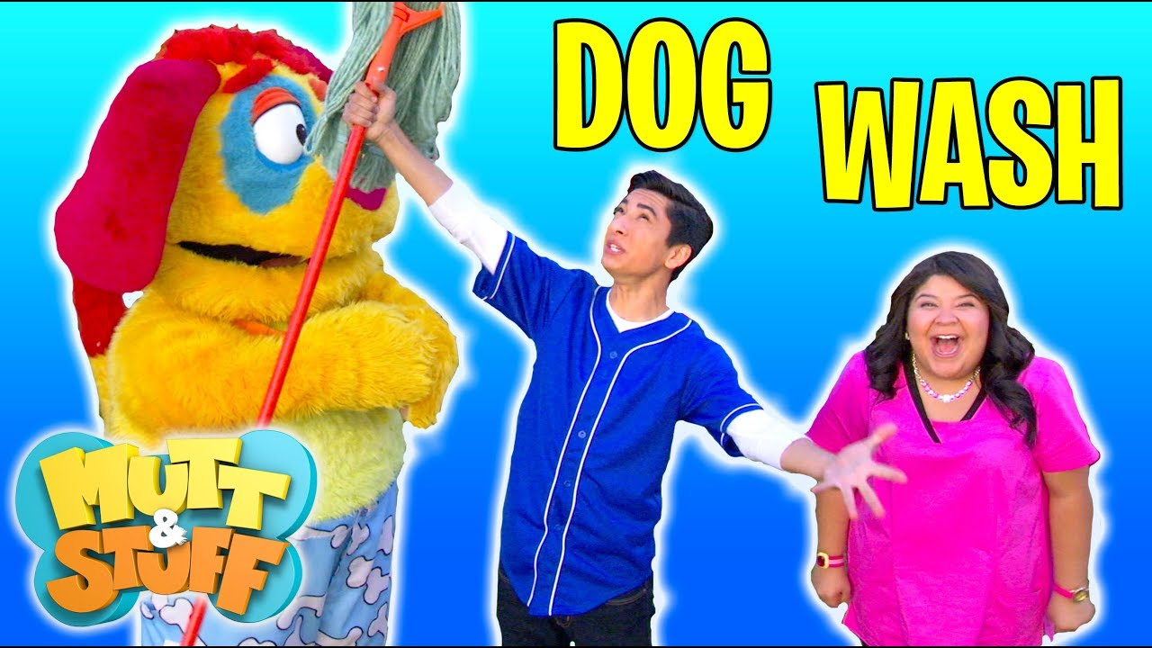 Dog Wash Mutt Stuff Youtube