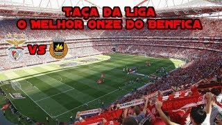 Benfica 2018-19   Qual deve ser o onze inicial para a Taça da Liga!