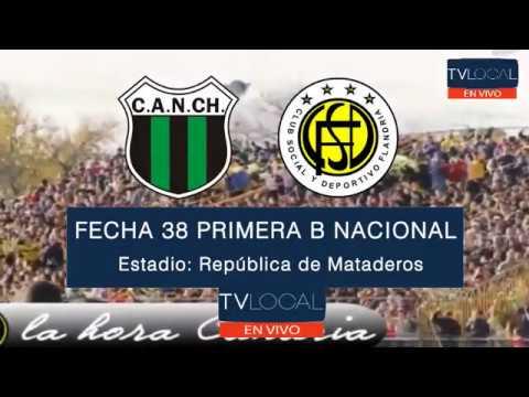 Nueva Chicago - Flandria | Sábado 17/6 15:00 - Fecha 38 Primera B Nacional