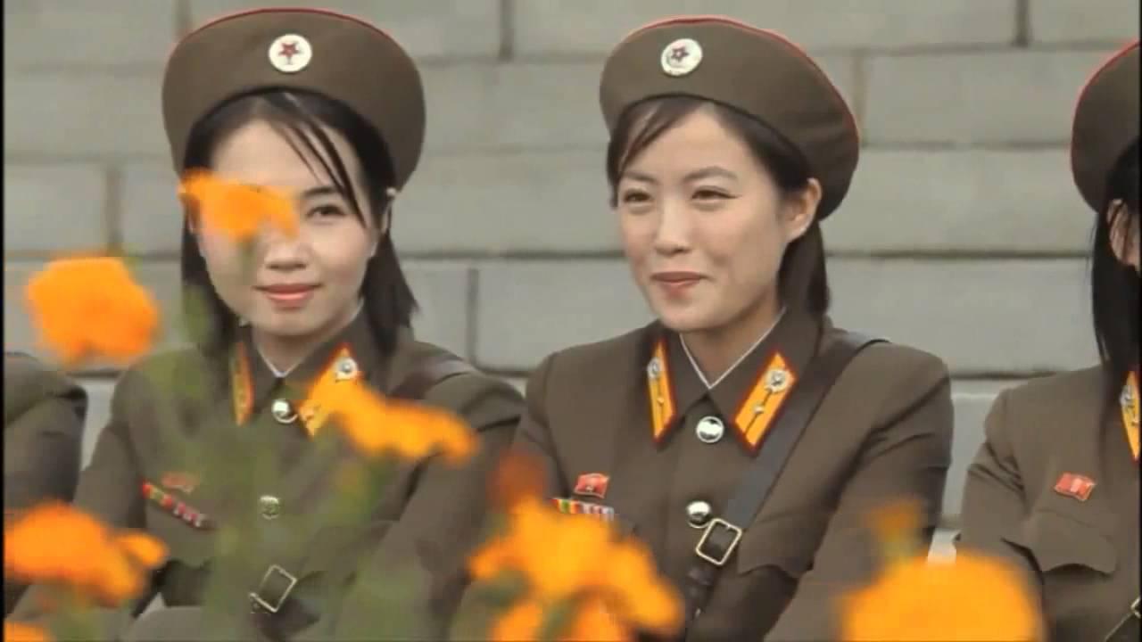 """""""Группа крови"""" на корейском. Северокорейский военный парад"""