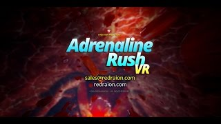 Adrenaline Rush VR – 360-degree trailer