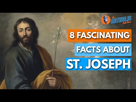 Father's Day Special: 8 Fascinating Facts About Saint Joseph