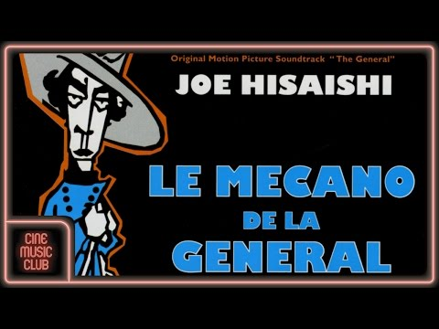 Joe Hisaishi - Un train pour cible (musique du film