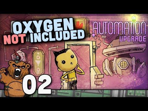 Começando a expandir | Oxygen Not Included #02 - Gameplay Português PT-BR