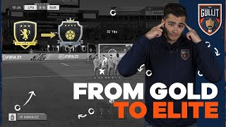 How Do You Go From Gold To Elite In FUT Champions? | Gameplay Analysis