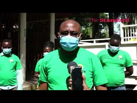 Angry hoteliers appeal to Kilifi county government to avail COVID-19 vaccine to its members