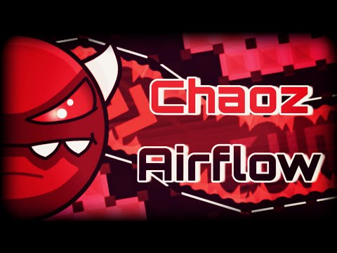 Geometry Dash [2.1] - ''Chaoz Airflow'' by Sumsar (Demon)
