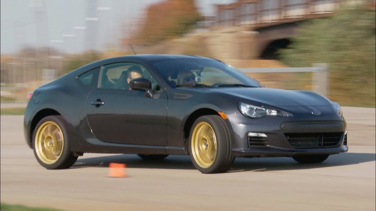 Modifying The 2013 Subaru Brz The First Change A Driver