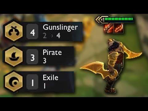 RAPIDFIRE DRAVEN | Teamfight Tactics Gameplay [Deutsch]