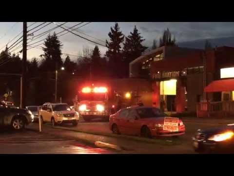 Seattle Fire Engine 85