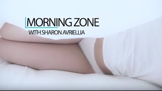 MORNING Zone with Sharon AVRIELLIA in HOT Panties | Miss POPULAR Indonesia