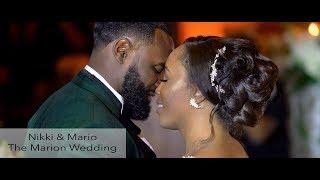 Marion Wedding Highlight - Memphis Wedding Highlight - Cadre Building
