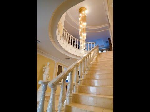 Шикарная лестница .JURMALA RESIDENCE - #31 Brigada1.lv