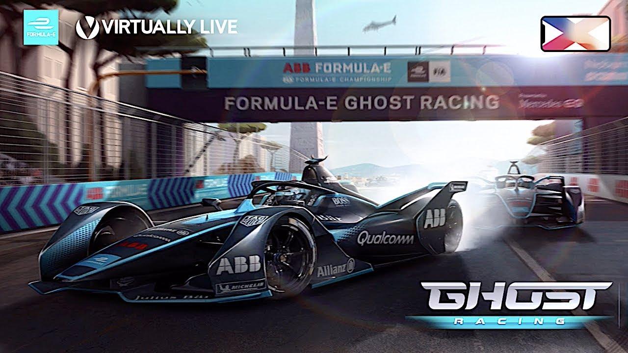 Formula E Ghost Racing ile ilgili görsel sonucu