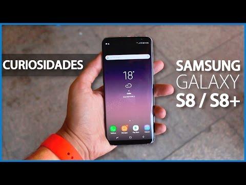 Samsung Galaxy S8 - 3 Cosas que quizás NO SABÍAS