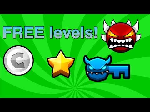 Geoemetry Dash Free User Coins, Stars, Orbs, And Demon Keys