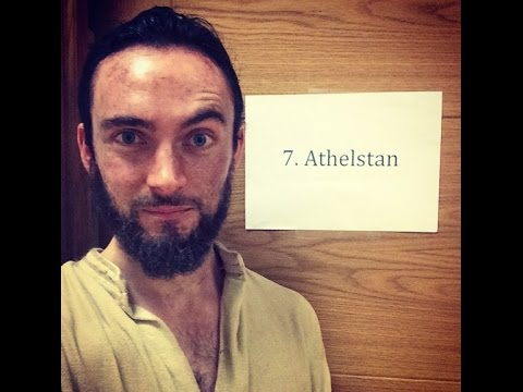 The Vikings Behind the s Athelstan's Funny moments