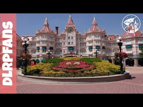 Disneyland Paris Disneyland Hotel Tour