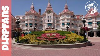 Disneyland Paris Disneyland Hotel Tour