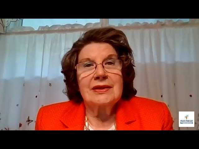 Peace Podcast with JoAnne Dufour, United Nations'  Treaty For The Prohibition Of Nuclear Weapons