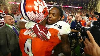 Alabama vs Clemson 2016 (NEVER FORGET 28)