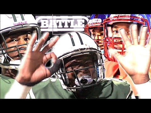 Wow What A GAME 🔥🔥 Bishop Gorman (NV) vs Miami Central (FL) | HSFB | UTR Highlight Mix 2017 HD