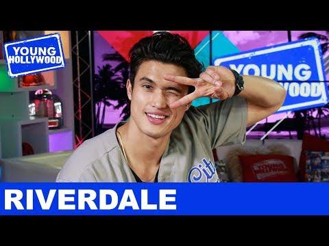 Charles Melton: Riverdale Rapid Fire!