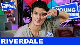 Charles Melton Riverdale Rapid Fire Charles Melton cant truly be a member of the Riverdale family until hes played YHs Riverdale Rapid Fire game His initiation includes a new crop of ...