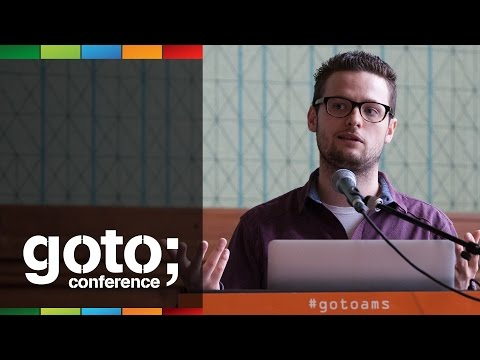GOTO 2016 • The Post-MVC Age • Maarten Hus