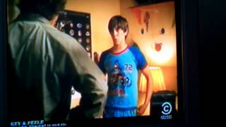 """COOL BEANS! LOL Im watching this movie """"Hot Rod"""" for 5 mins and omg watch this clip!"""