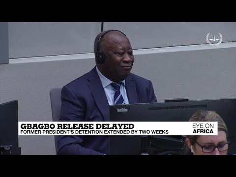 Gbagbo Release Delay: Former Ivorian president's detention extended by at least two weeks