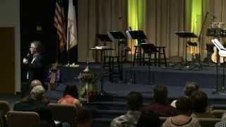 Living in the Fire of God: Lika Roman, Christian Center Shreveport