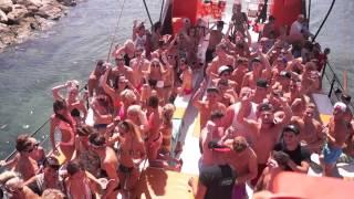 Nemo Boat Party Ayia Napa 5/6/13 - DJ Panico & Georgie Starz