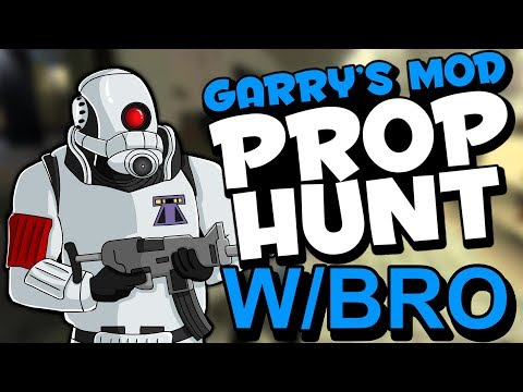 Garry's Mod || PROP HUNT || Funny Moments || EP#1