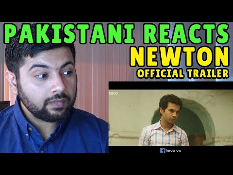 Pakistani Reacts to Newton | Official Trailer | Rajkummar Rao | Sanjay Mishra