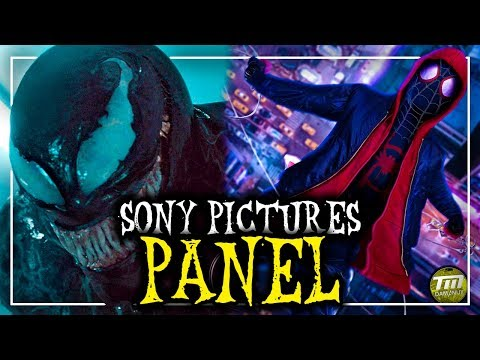 Sony Pictures Panel - San Diego Comic-Con 2018 - Directo [#SDCC #SDCC2018]