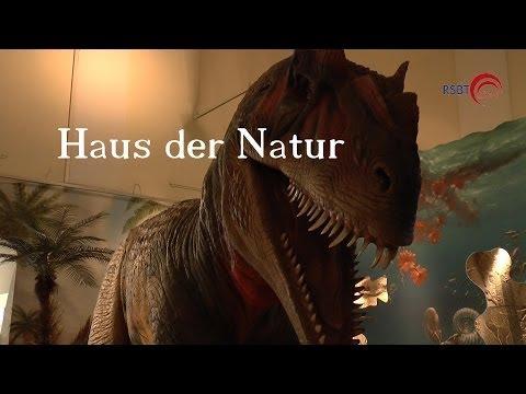 Haus der Natur-Museum für Natur und Technik-Salzburg-Full HD 1080p