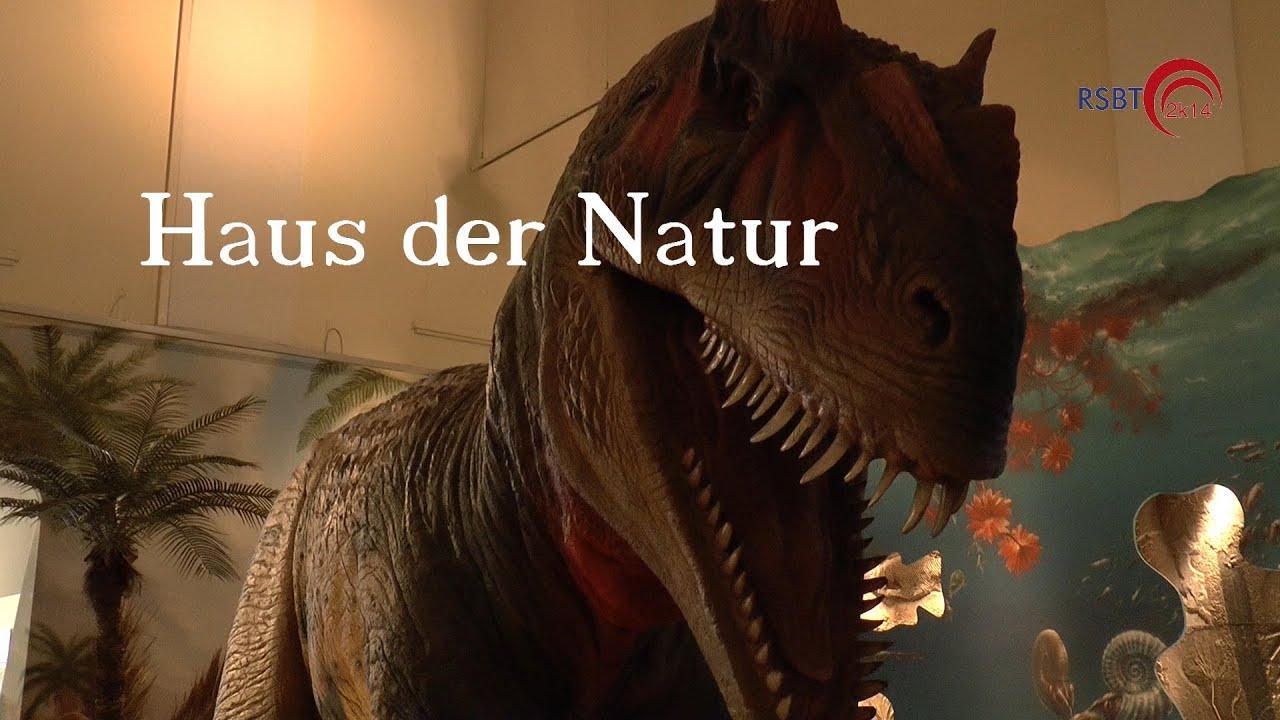 Haus der Natur Museum für Natur und Technik Salzburg Full