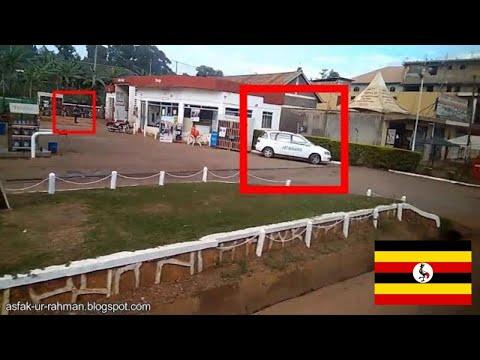 Uganda Travel Video: Jinja to Kampala by Bus 2 | Mash  Bus | Uganda | Africa