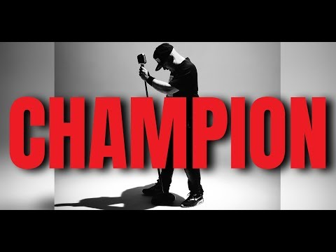 CHAMPION Feat. Billy Alsbrooks (New Powerful Motivational Video HD)