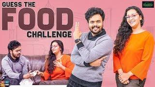 Guess The Food Challenge Ft. Renu Desai || Blind Folded || Kaasko || Tamada Media