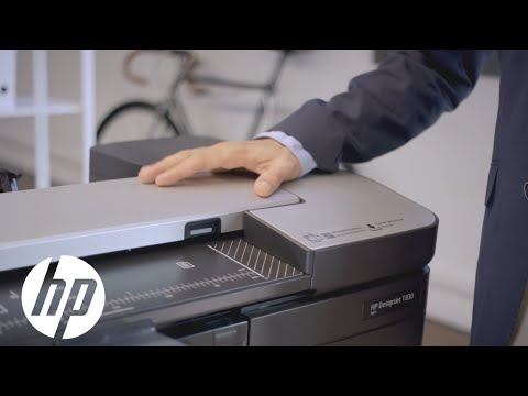 No limits, full integration with HP DesignJet T830 24in